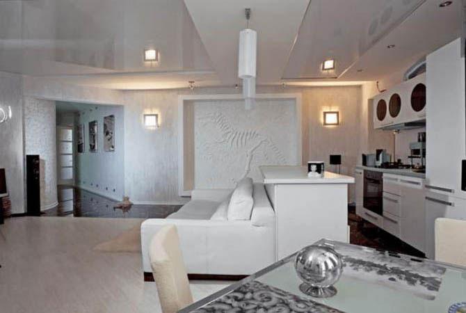 Дизайн однокомнатной квартире серия