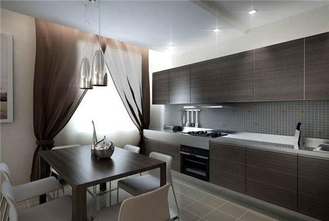 дизайн спальни трехкомнатной габаритной квартиры фото