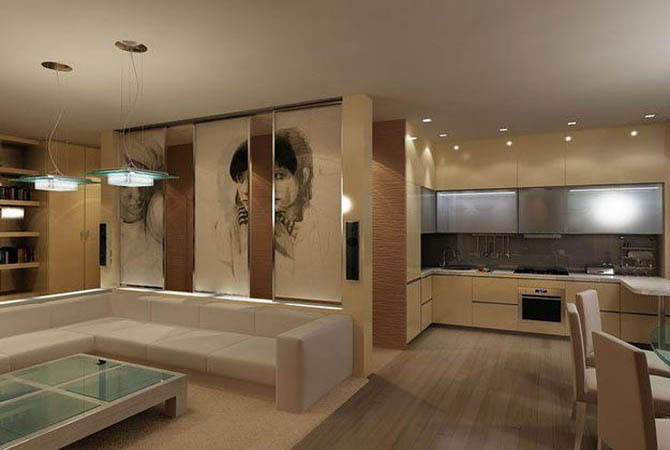 перепланировка квартир в 16 этажном доме