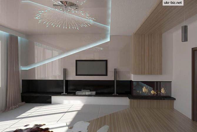 красивые дома фото интерьер