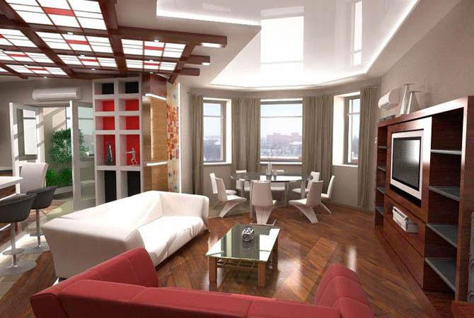 дизайн малогабаритных квартир без поломки стен