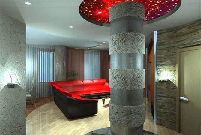 дизайн фото проекты ремонта однокомнатной квартиры