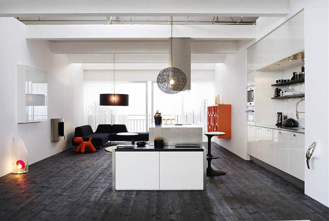 новинки в дизайне мебели комнат