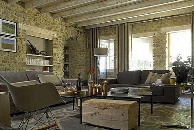 дизайнерский отчет интерьера квартиры