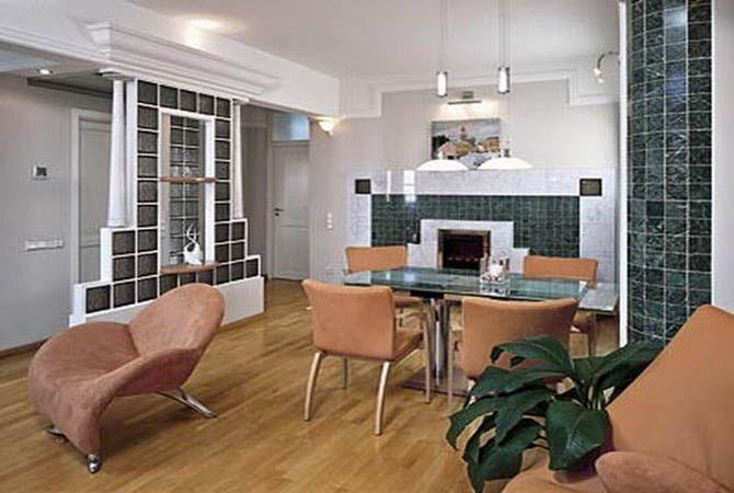 перепланировка 2 х комнатных квартир