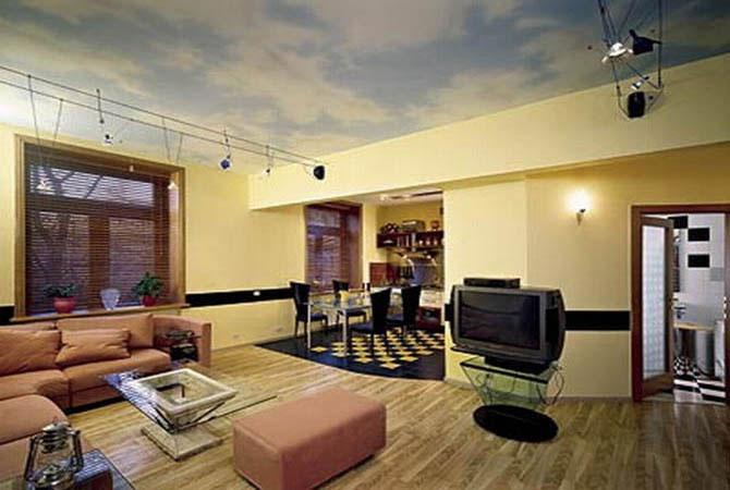 дизайн квартир домов котеджей