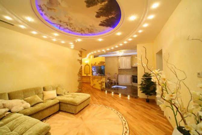 дизайн интерьера дома-2 в стиле