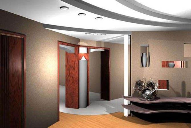 Интерьер 3 комнатных квартир