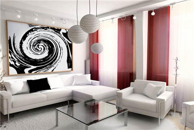 дизайн квартир в квартирном вопросе