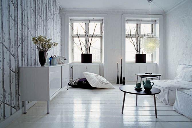 красивые дома фото интерьер шале