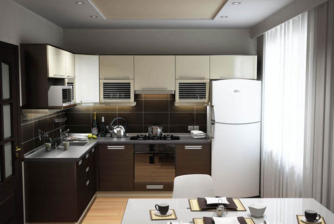 дизайн квартир эконом класса