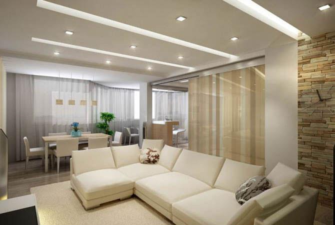 дизайн-проект двухкомнатной квартиры хрущевка