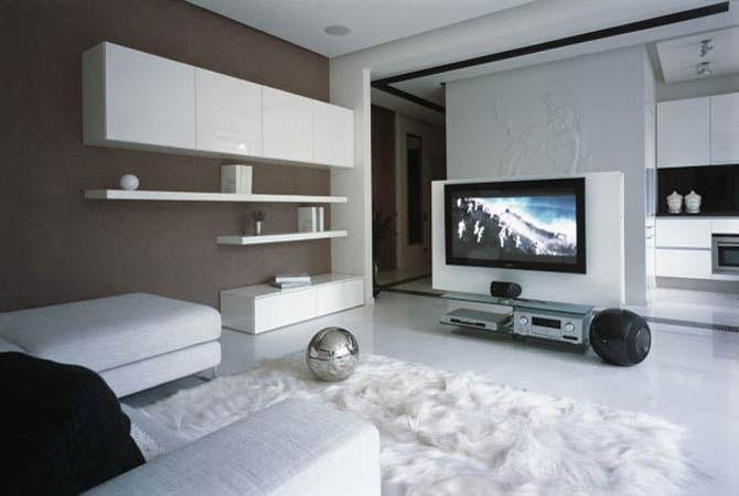 дизайн интерьера жилых помещений квартира