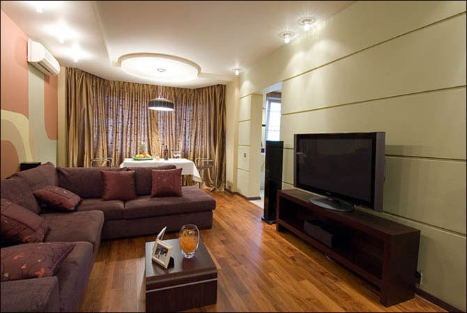 дизайн квартир китайский стиль
