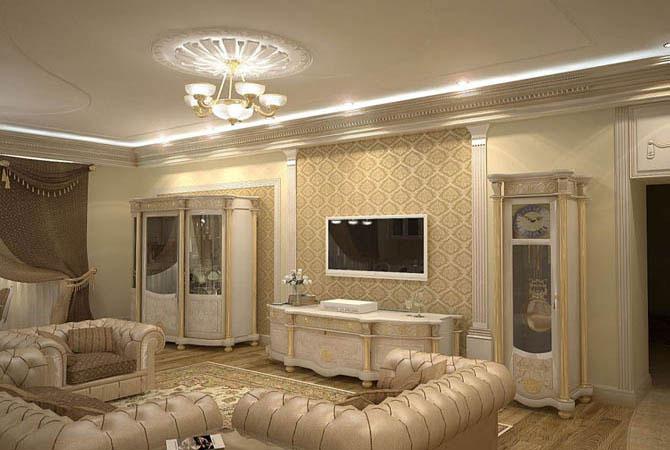 интерьер квартир виды дизайна