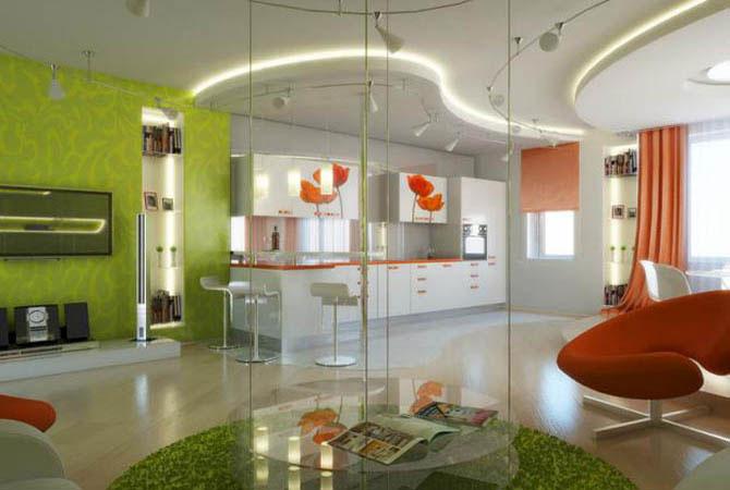 дизайн в японсом стиле квартиры