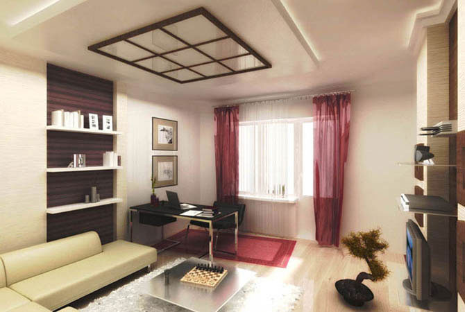 дизайн квартир в 3d