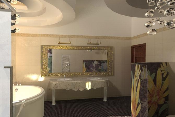 дизайн интерьера в монолитных домах