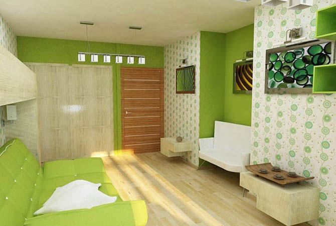 дизайн пола в 3-х комнатной квартире