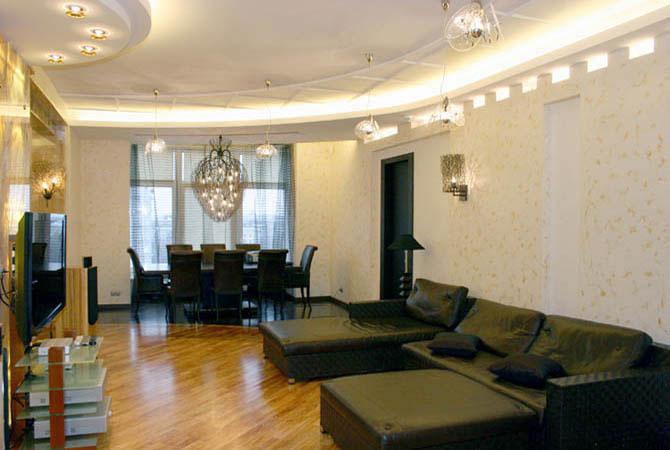 интерьер квартиры панельного дома