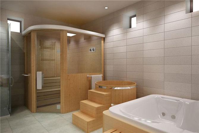 дизайн ванной комнаты мебель