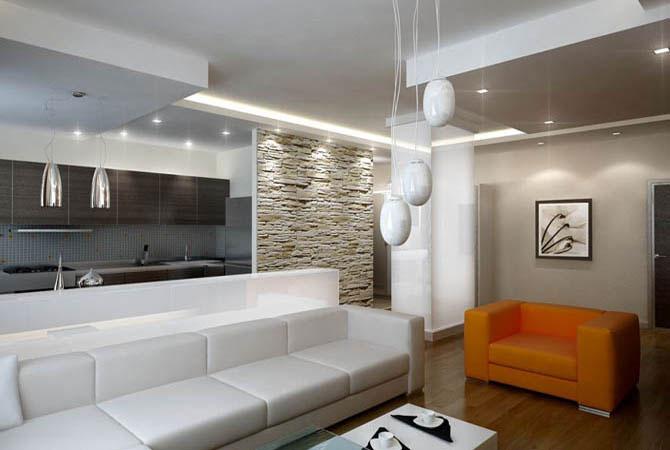 план канспект по интерьеру жилого дома