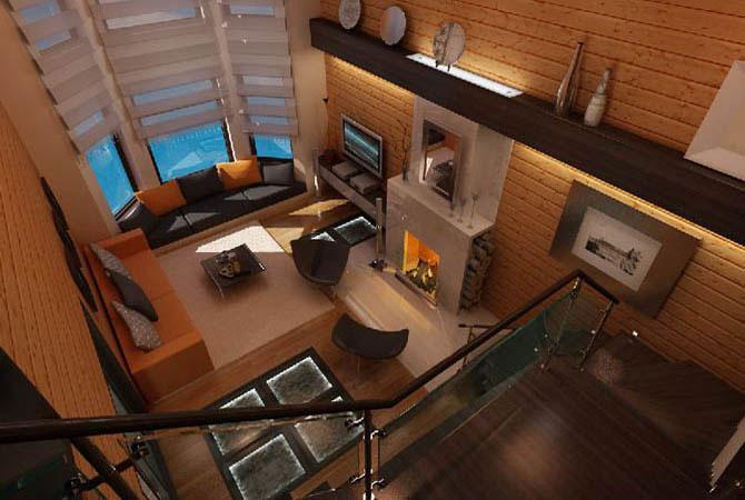дизайн ремонт в однокомнатной квартире