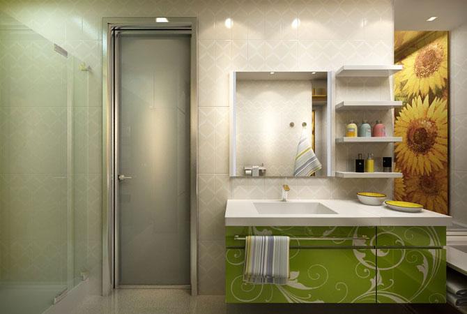 лучший интерьер однокомнатной квартиры