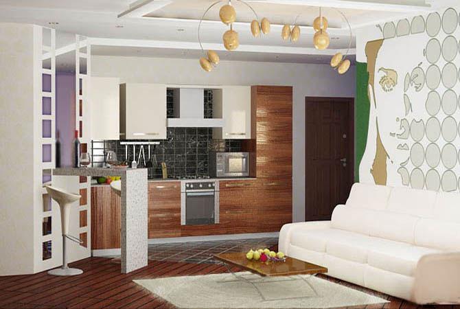 галерея ремонта и дизайна квартир домов