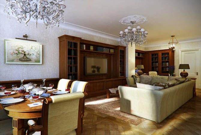 дизайн квартиры 80 м кв