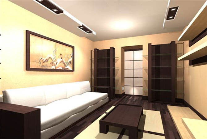 дизайн зала в квартири