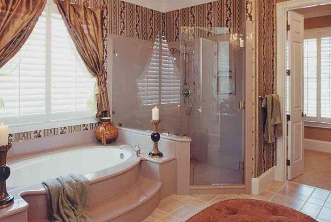 ванная комната дизайн проект