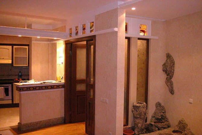 дизайнерские фото отремонтированных квартир