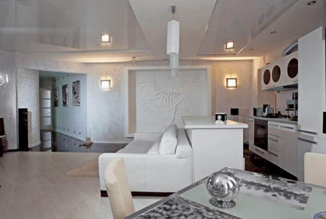 дизайн трех комнатной квартиры фото галереи