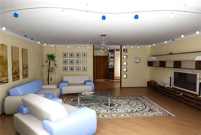 дизайн проекты квартир в самаре