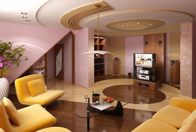 внутренняя отделка домов натуральными материалами
