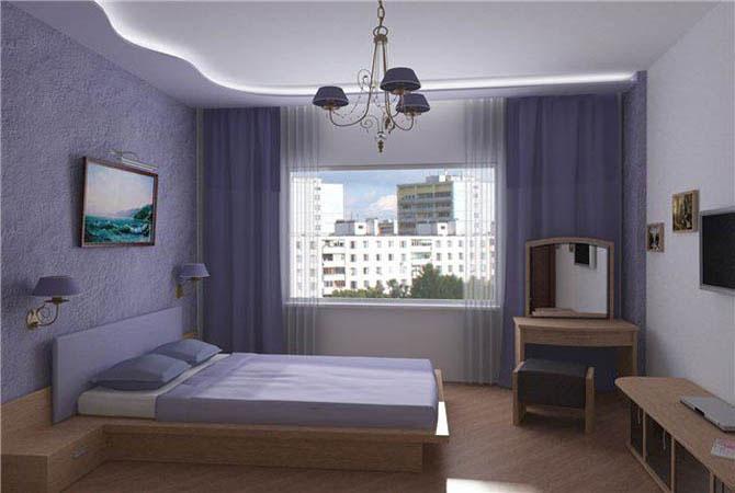 дизайн-проект однокомнатной квартиры 30 м2