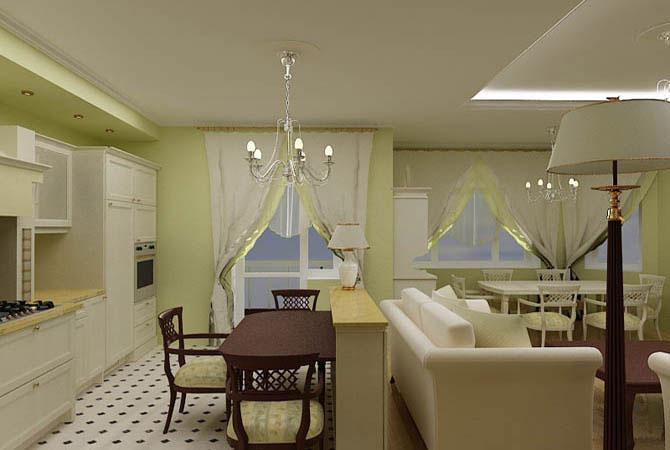 фотографии ремонта квартир отделка потолка