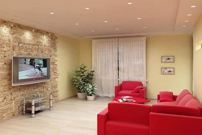 фото маленьких квартир с ремонтом