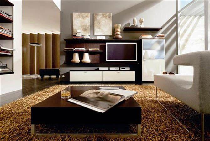 дизайн интерьера квартиры стили