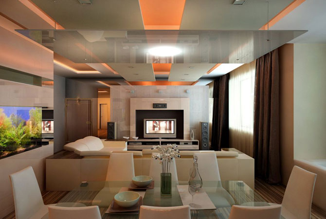 дизайн проект 4 квартиры на онежской