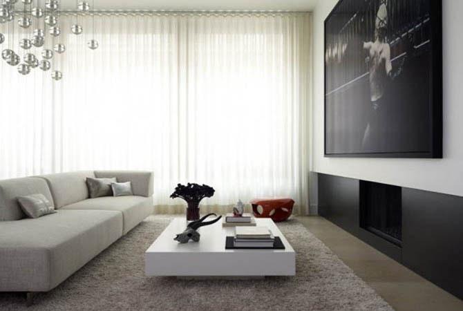 дизайн комнаты для среднего класса
