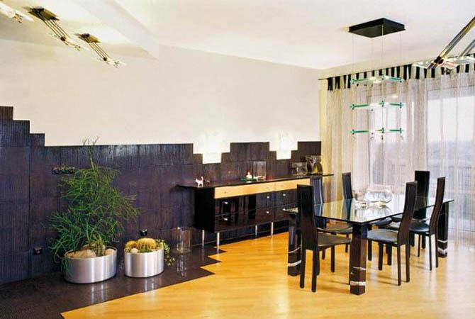 классический интерьер современной квартиры
