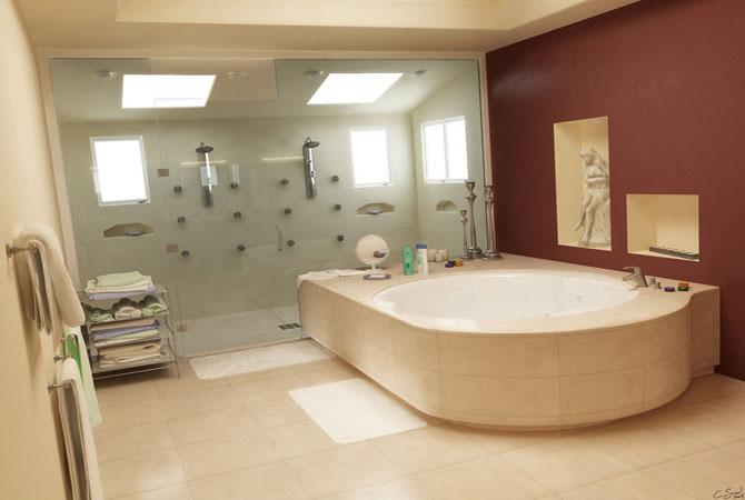 форум дизайн ванной комнаты