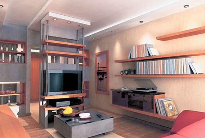 полное описание состава дизайн-проекта интерьера квартиры