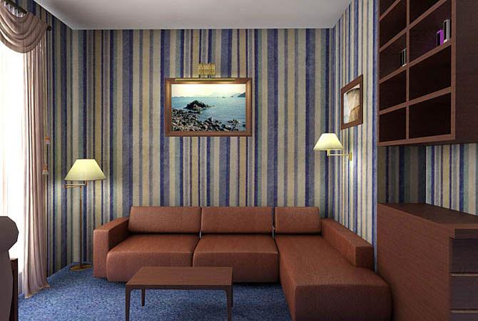 дизайн для квартир для маленькой комнаты