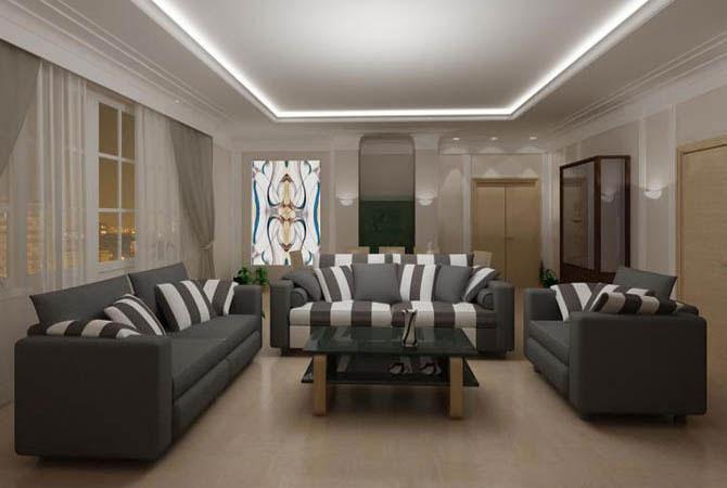 перголы в интерьере квартир