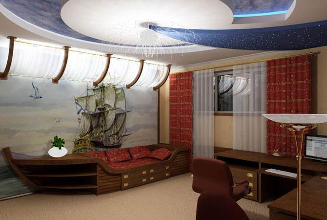 дизайн детской комнаты санкт-петербург