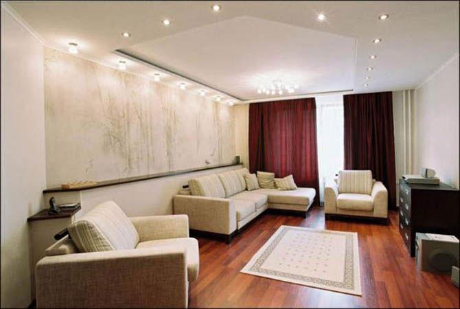 интерьер двухкомнатной малогабаритной квартиры