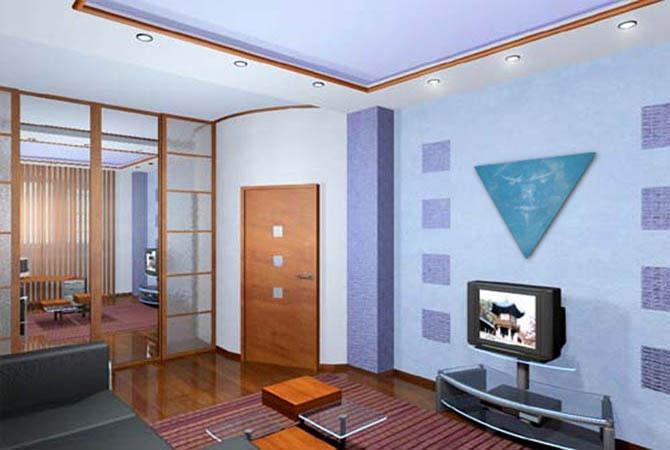 дизайн проект квартиры маленькой площади